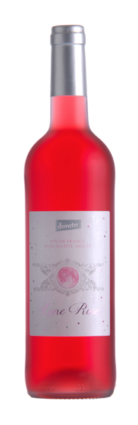 VSIG Rosé LUNE ROSE no sulphites added Etoile